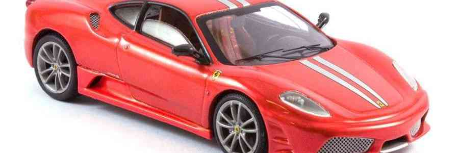 Hot Wheels Elite: Ferrari 430 Scuderia 1:43