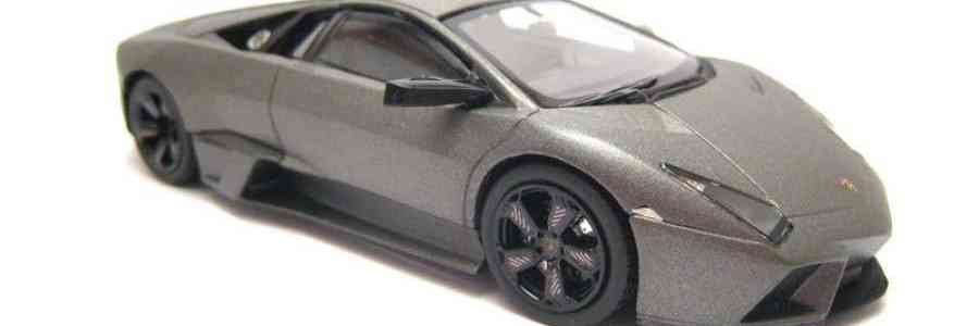 Hot Wheels Elite: Lamborghini Reventón 1:43